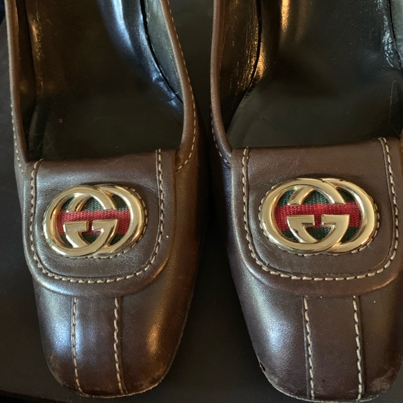 Gucci Shoes - Vintage Gucci Heels